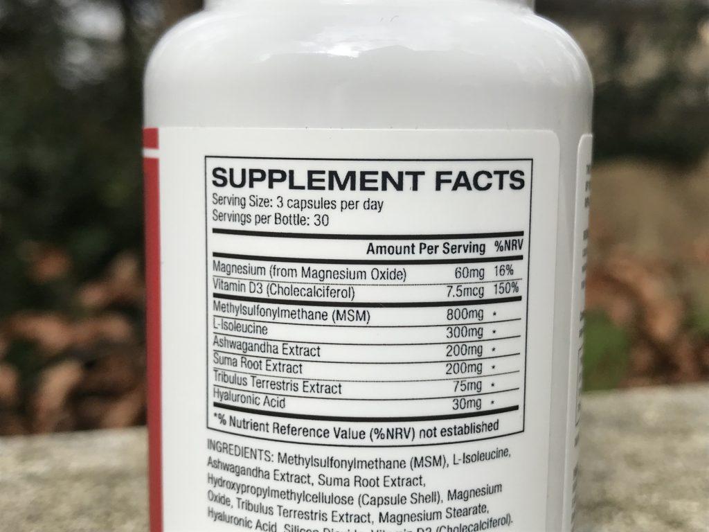 crazy bulk formula