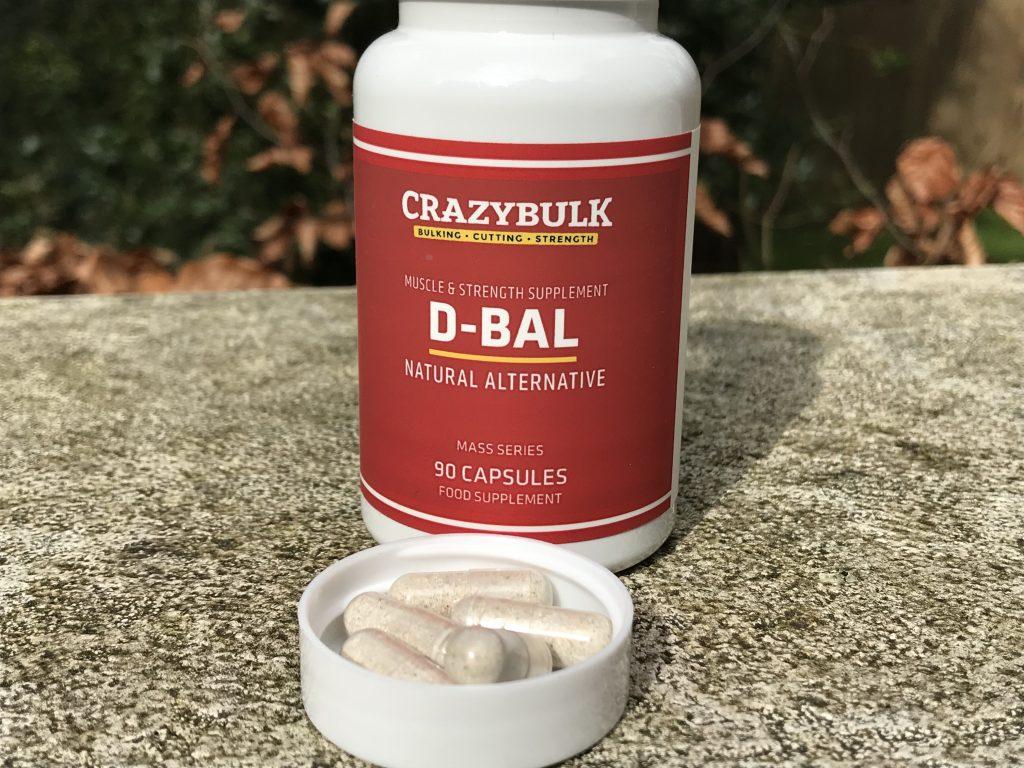 d-bal capsules